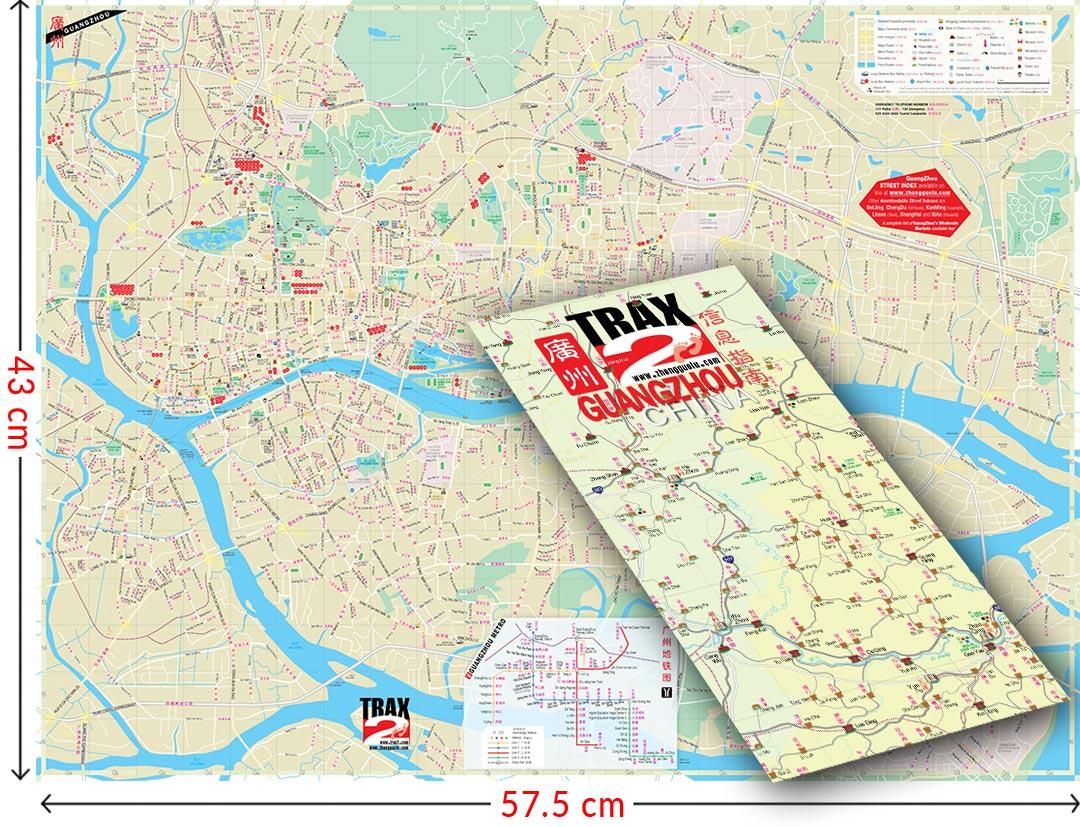 GuangZhou Map Of GuangZhou Canton Map And More - Guangzhou map